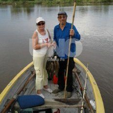 Los creen muertos. Sosa y Ríos salieron a pescar y una más regresaron.