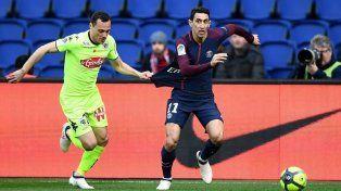 El PSG dio otro paso para la conquista de un nuevo título en Francia