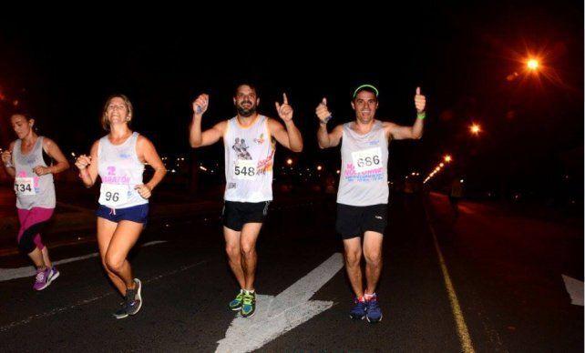 Se viene una atrapante 3ª edición de la Maratón Nocturna Santafecomercio.com