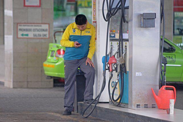 Preocupación en Santa Fe por el futuro de los trabajadores de las estaciones Oil