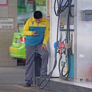 preocupacion en santa fe por el futuro de los trabajadores de las estaciones oil