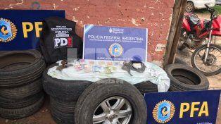Prisión preventiva a narcos que unían Corrientes, Reconquista y Santa Fe