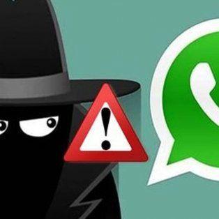 whatsapp te delatara si reenvias mensajes