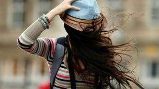 Rige un alerta meteorológico por vientos fuertes con ráfagas