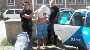 Persecución y arresto tras un intento de robo en el barrio San Martín