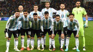 argentina se mantiene en el 4º lugar del ranking de la fifa