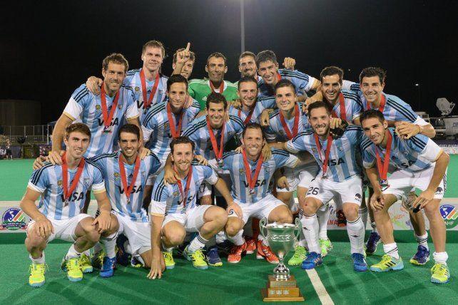 Los Leones debutarán ante Holanda en el Trofeo de Campeones