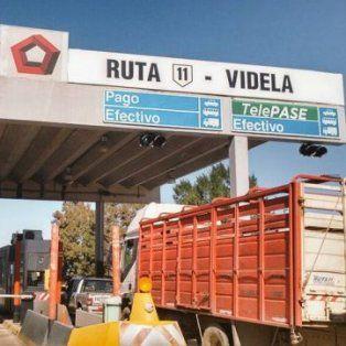 ruta 11: que pasara con los trabajadores del peaje y quien se hara cargo desde el 22 de abril