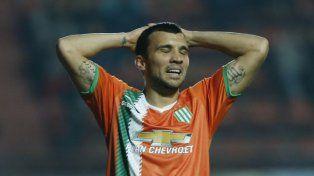 Bertolo se lesionó y no estará contra Unión