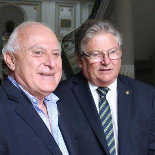 reforma constitucional: miguel lifschitz y una reunion exploratoria con legisladores del pj