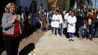 Inauguraron la escuela secundaria creada en Las Tunas