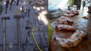 Cayeron violentos cuatreros que robaban ganado en Entre Ríos, Buenos Aires y Santa Fe