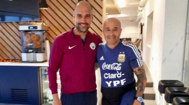Sampaoli ya trabaja en el predio del City, donde concentrará Argentina