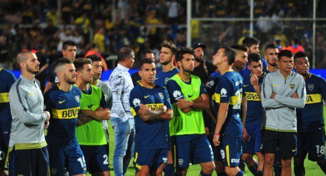 Boca necesita dar vuelta la página para cuidar la punta en Tucumán