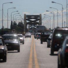 Fuera del acuerdo. Para Michlig el nuevo puente Santa Fe-Santo Tomé es una obra prioritaria, pero que debe pagar Nación.