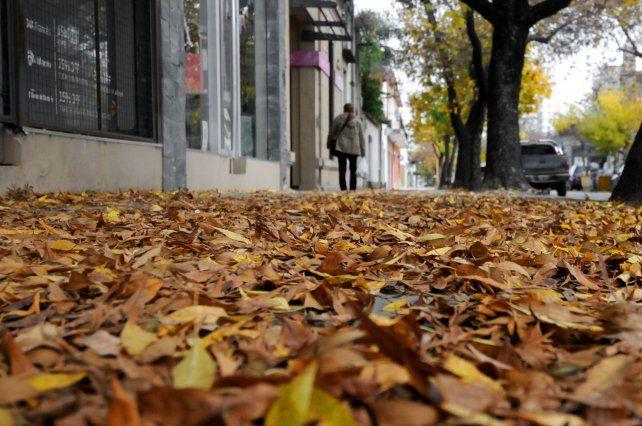 Será un viernes con nubosidad y temperaturas típicas de otoño