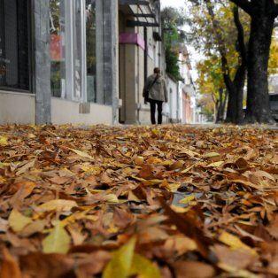 Hoy a las 13.15 comenzó el otoño