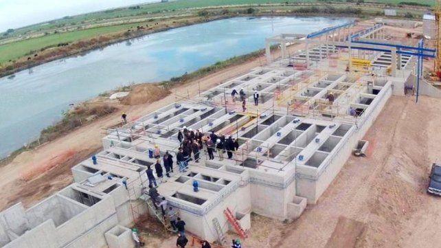 La provincia recibirá un préstamo para financiar la segunda etapa del Acueducto Desvío Arijón