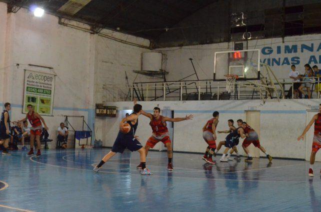 Rivadavia A se quedó con el clásico barrial