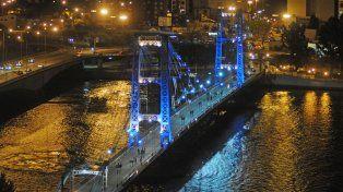 El Día del Niño por Nacer el Puente el puente no se iluminará de rojo