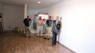 El Gobierno provincial recorrió las obras del Malvicino para el Mundial U17