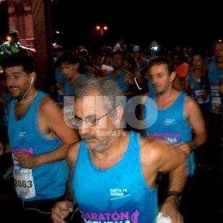 notable concurrencia y exito total en la maraton nocturna