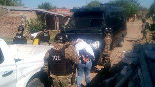 Cae una pareja de delincuentes durante un operativo por el crimen de Augusto Paulón