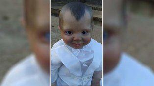 Pánico en Brasil por un muñeco diabólico que mueve los ojos en un cementerio