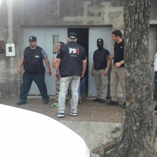atraparon en barranquitas al presunto asesino de melani mansilla
