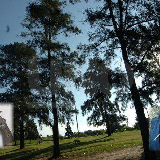 detuvieron a un militar que andaba a los tiros en el parque del sur