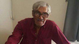 Se buscan familiares de Gustavo López, internado en el Hospital Protomédico de Santa Fe