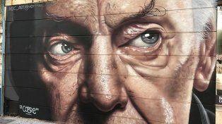 los uruguayos, enamorados de los murales de nino de cobre