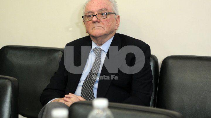 El juez condenado. El exfuncionario judicial, Víctor Hermes Brusa fue condenado en el marco de las causas impulsadas en los últimos años en el estrado federal.