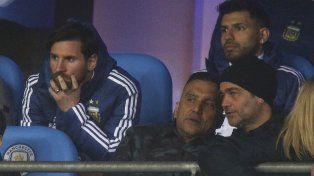 Messi: Es una lástima no poder estar, espero jugar ante España