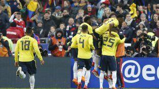 alemania y espana empataron en düsseldorf y colombia dio al nota en paris