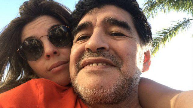 ¿Diego no irá a la fiesta de Dalma por la presencia de un conocido actor?