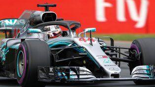Hamilton largará primero en Melbourne