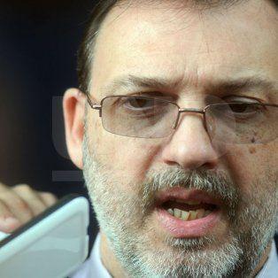 La hipótesis. Jorge Nessier, el fiscal que encabeza la investigación, explicó los detalles del crimen esta mañana en tribunales.