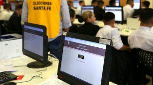 En 2017 se realizó una prueba piloto con tecnología en el escrutinio en Roldán y Rincón