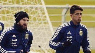 Lionel Messi será titular en el amistoso ante España en Madrid