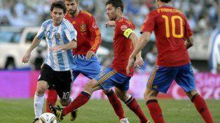 Así le fue a la Selección cada vez que enfrentó a España