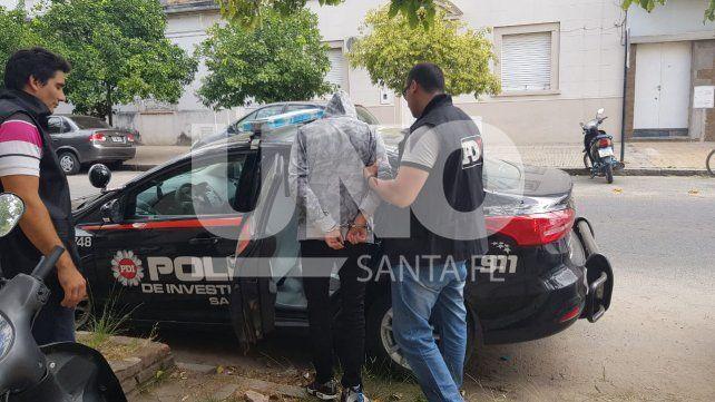 El viernes. Silva se entregó a los pesquisas de la Policía de Investigaciones.