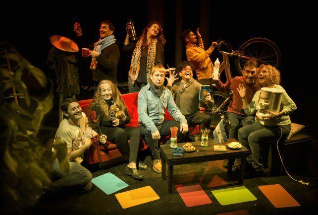 Las obras (Esto no es) Calígula y La Biunda fueron seleccionadas en la Fiesta de Teatro