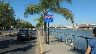 Ante la prohibición del uso de bicicletas en el puerto, no descartan la vía judicial