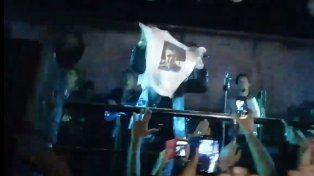 Coty se sumó al pedido de justicia por Augusto Paulón