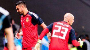 Se conoció el parte médico sobre la lesión de Romero