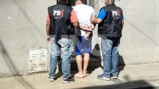 El lunes, a las 14, 30, el muchacho de 28 años quedó detenido por pesquisas de la PDI.
