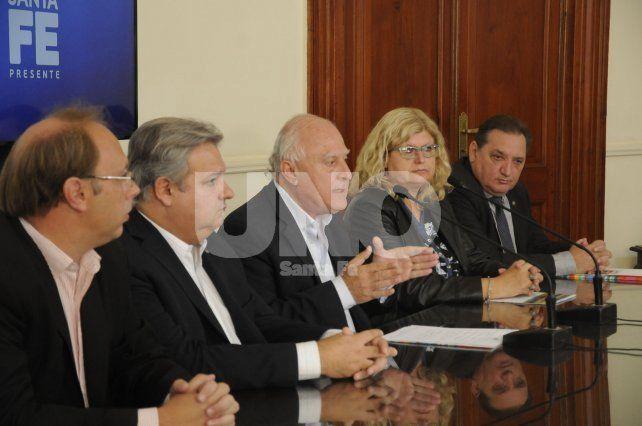 Lifschitz confirmó que se abonará el aumento por decreto a todos los trabajadores