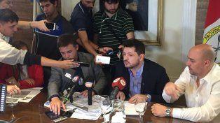 Castelló se manifestó en contra de la reforma Constitucional y pidió recuperar prioridades