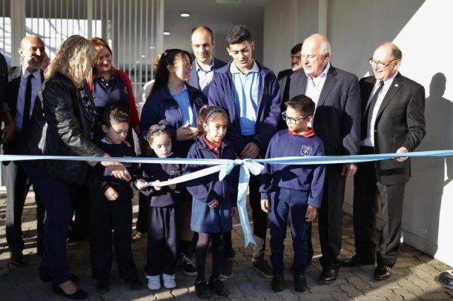 José Corral: En el Norte de la ciudad, lo más importante pasa en las escuelas